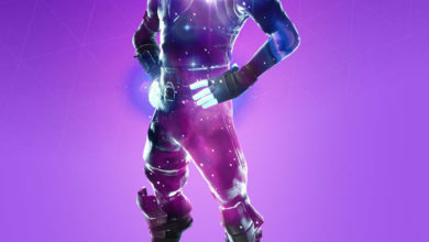 Photo of Galaxy Fortnite Skin