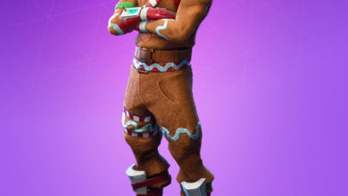Photo of Merry Fortnite Skin