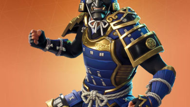 Photo of Musha Fortnite Skin