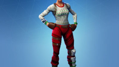 Photo of Red Nose Fortnite Skin