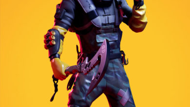 Photo of Riptide Fortnite Skin