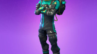 Photo of Toxic Trooper Fortnite Skin